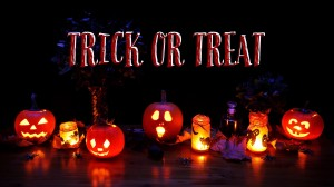 Prepare your family for trick-or-treat with a light duty two-way radio system.